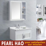 American New Style PVC White Bathroom Cabinet