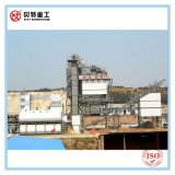 Stationery Drum Dryer Hot Mix 120 T/H Asphalt Mixing Plant with Low Emission