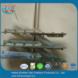 Sliding Durable PVC Strip Curtain Steel Assembly Hardware Sets