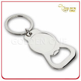 Factory Supply Blank Metal Bottle Opener Key Ring