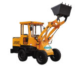 Ce Approved 800kg Wheel Loader with Bucket Capacity 0.35m3
