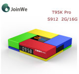 Wechip T95k PRO S912 2g/16g Android TV Box