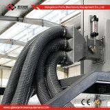Horizontal Glass Washing and Drying Machine for Photovoltaic Glass