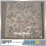 Natural Stone Split Quartzite Stacked Stone for Wall Tile and Wall Panel