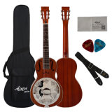 Wholesale Cheap Mahogany Body Parlor Resonator Guitar