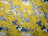 High Quality Custom Digital Printing Ramie Cotton Fabric (DSC-4120)