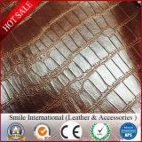Cheap Embossed PVC Artificial Leather Factory Wholesales