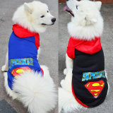 Wholesale Customized Blank Dogs Pet Dogs Autumn Clothing with Cap