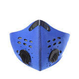 Dust Prevention Veil Active Carbon Face Mask for Racing (AM003)
