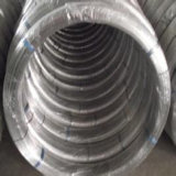 Oval Steel Wire, Galvanized Wire for South America Market (CTM-13)