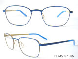 Super Slim Stainless Metal Optical Frame