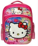"16"" Soft Backpack Type Polyester Child Kids School Bag"