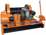 Diesel Winch 5ton With Handle Brake