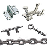 Customized High Precision Stainless Boat / Marine Hardware