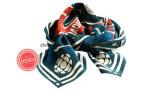 100% Silk Kerchief Canada (CPAS-1003)