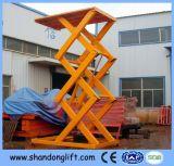 Hydraulic Scissor Cargo Lift