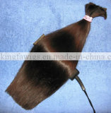100% Unprocessed Brown Remy Human Hair Bulk (PPG-c-0097)