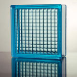 Sapphire Parallel Glass Brick