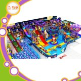 Easy Assembly Indoor Game Park Mcdonalds Indoor Playground for Children