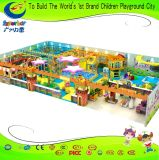 New Commercial Kids Plastic Soft Indoor Playground