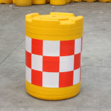 Road Plastic Traffic Water Filled Barrier