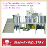Fully Automatic Toothpaste Producing and Packaging Line-2017