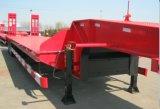 Heavy Duty 3 Axle 60-70 Ton Low Bed Semi Trailer for Hot Sale