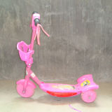 3 PVC Wheel Baby Scooter, Plastic Kick Scooter with Light &Music (ET-KSB1002)