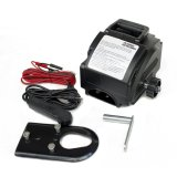 12V 2000lbs Electric Boat Ship Anchor Trailer Winch