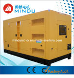 Water Cooled Cummins Silent 350kVA Diesel Genset