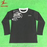 Healong Knitted Sublimated Wholesale Blank T Shirts