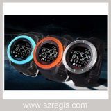 Deep Waterproof Smart Bracelet Watch with Bluetooth Self-Timer Function