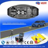 Portable Under Vehicle Inspection System for Under Car Security Checking