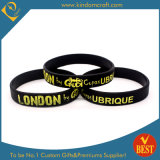 Personalized Your Own Logo Silicone Wristband & Bracelet