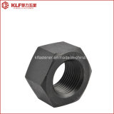 Structural Nuts with Black Finish A563/DIN6915