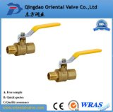 Brass Ball Valve with Nipple Top Quality Hand Operated Union End 2 Inch Low Price for Water