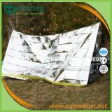 Disposable Auminium Foil Coated Polyester Emergency Tent
