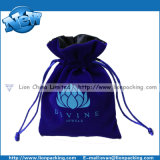Double Layers Satin Lined Velvet Packing Bag