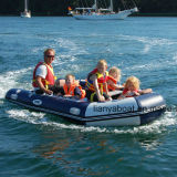 Liya 2-6.5m Rubber Boat Cheap Inflatable Boat with Outboard Motor