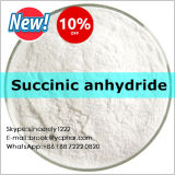 99% Purity Pharmaceutical Material Powder Succinic Anhydride CAS: 108-30-5