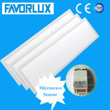 295*1195 Microwave Sensible LED Panel Lamp Light