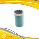 Hqtt Diamond Core Drill Bit for Soft-Middle Rock Formation