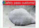 99% Lidocaine Hydrochloride/Lidocaine HCl 73-78-9 Procaine HCl/Benzocaine Available