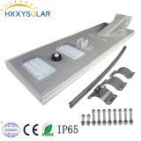 High Efficiency Sensor LED Light Integrated 30W LED Street Light