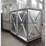 Hot-DIP Galvanized Steel Water Storage Tank/ Water Filter