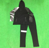 Healong Sportswear Children Youth School Uniforms Soccer Training Tracksuit Set