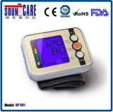 New Arrival! Wrist Digital Blood Pressure Meter with Backlight (BP 601)