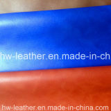 Synthetic PU Leather for Notebook Covers Labels Hw-585