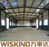 Prefab Industrial Light Structural Steel Frame Construction