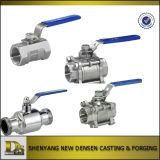 High Quality 304/316 Ss Ball Valve Made in China
